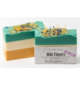 The Soap Bar Wildflowers Soap