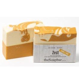 The Soap Bar Zest Soap