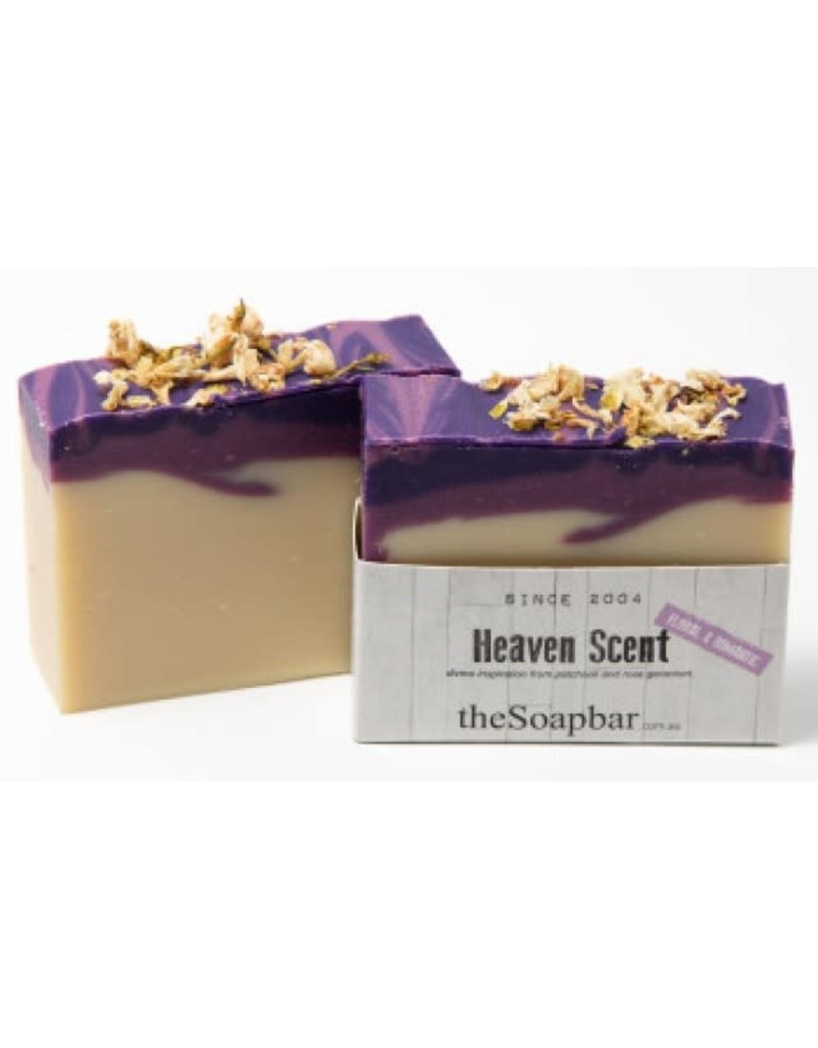 The Soap Bar Heaven Scent Soap