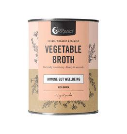 NutraOrganics Vegetable Broth Miso Ramen 125g