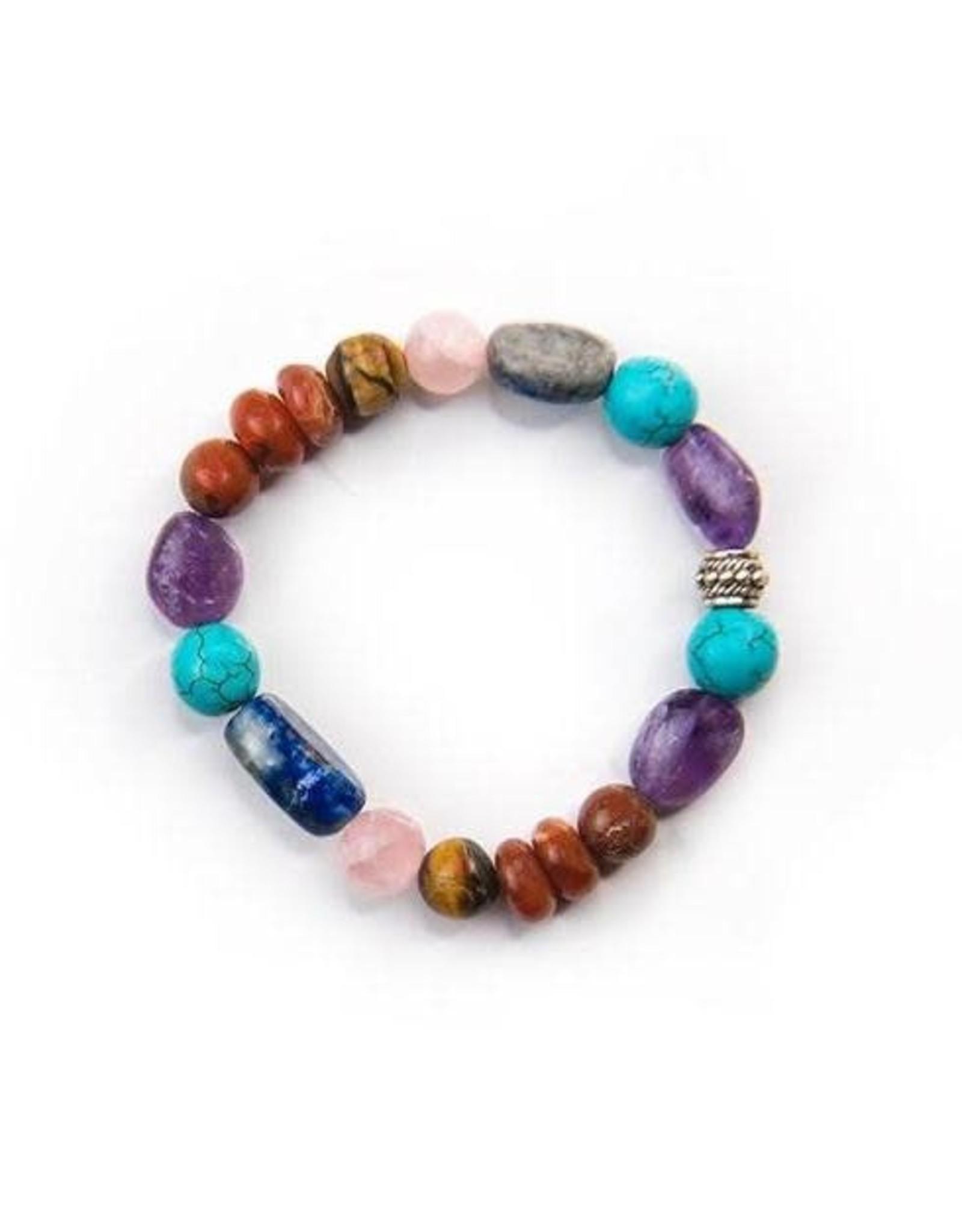 SoulSista Chakra Crystal Bracelet