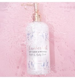 Mary Grace Soft Suede and Patchouli Body Wash