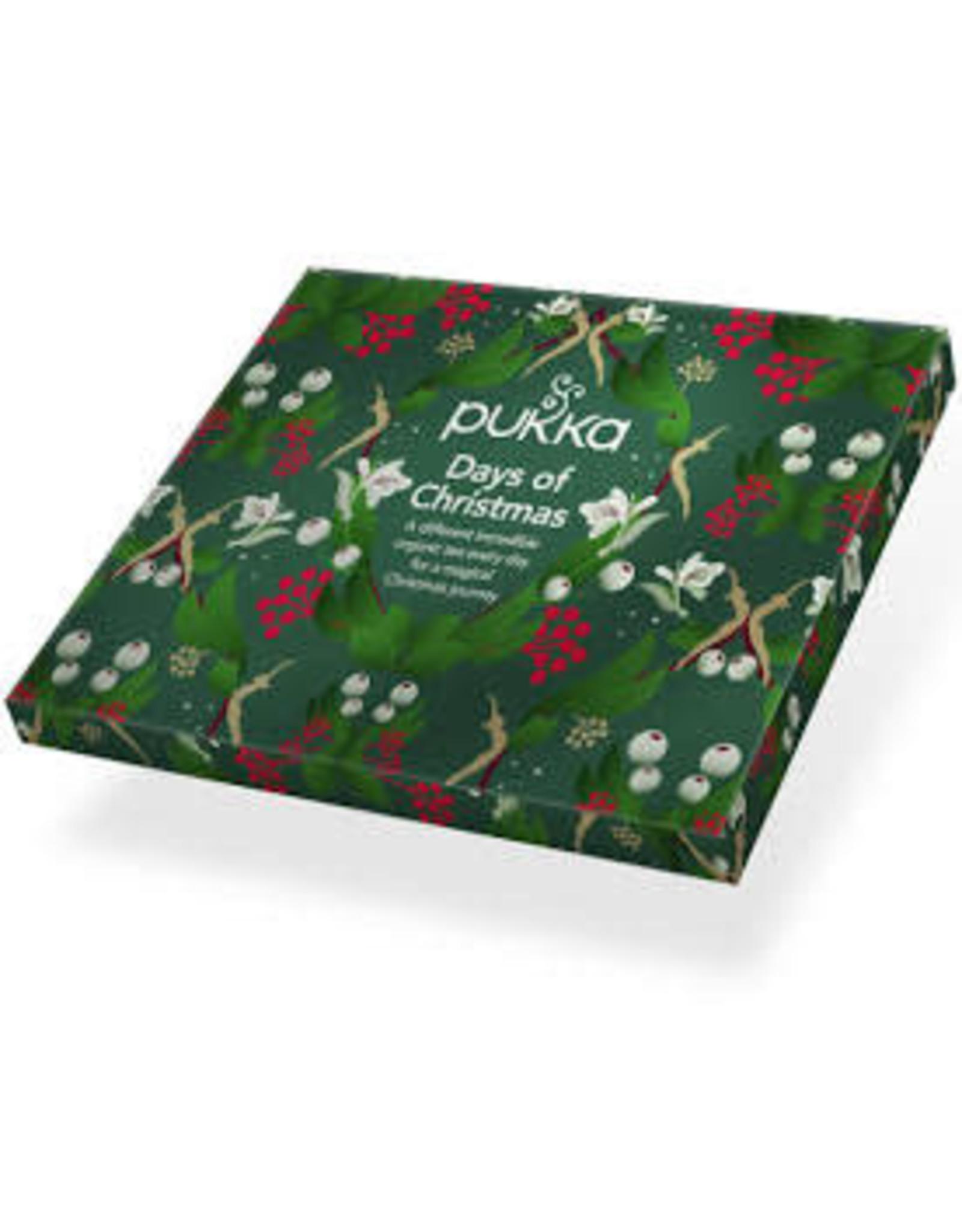 Pukka Christmas Tea Advent Calendar