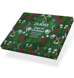 Pukka Pukka Christmas Calendar