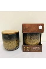 Serenity Earth Glaze Scented Candle - Blackberry Vanilla Musk - 10oz