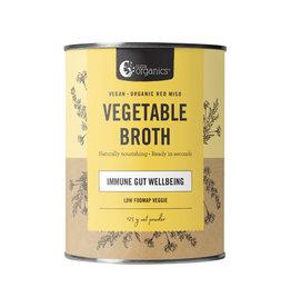 NutraOrganics Vegetable Broth Immune Wellbeing 100G Low FODMAP