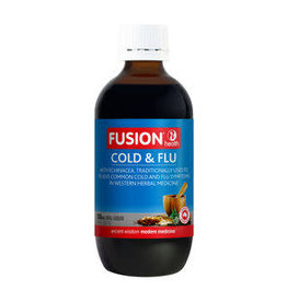 Fusion Cold and Flu
