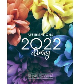 Brumby Sunstate 2022 Affirmations Diary - Flowers