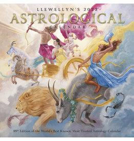 Brumby Sunstate 2022 Llewellyn Astrological Wall Calendar