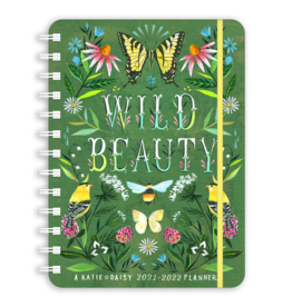 Brumby Sunstate 2021-2022 Katie Daisy Weekly Planner