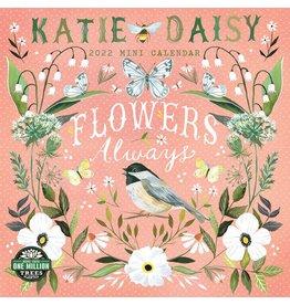 Brumby Sunstate 2022 Katie Daisy Mini Wall Calendar