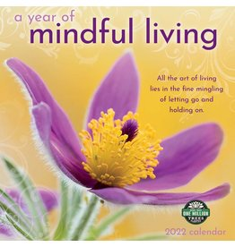 Brumby Sunstate 2022 Year of Mindful Living Wall Calendar