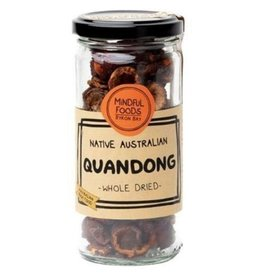 Mindful Foods Quandong - Whole & Dried - 60g