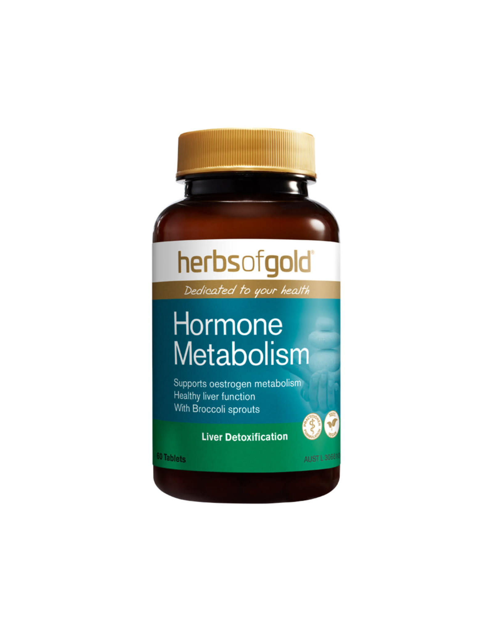 Herbs of Gold Hormone Metabolism 60t