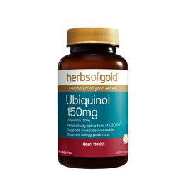 Herbs of Gold Ubiquinol 150mg