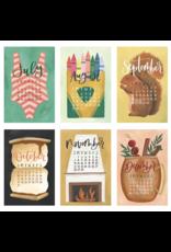 2021 XL Wall Calendar: Gather