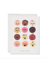 Baby Faces Card
