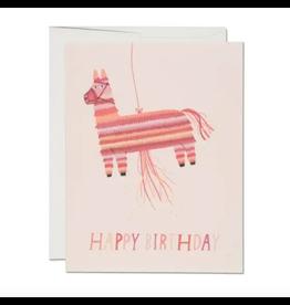 Donkey Pinata Card
