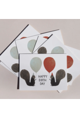 Party Squirrels Card