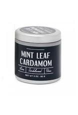 Farmhouse Mint Leaf Cardamom 3 oz Tin Candle