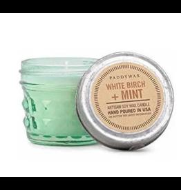 White Birch + Mint Jar 3oz