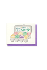 Hennel Paper Co. Grade AA Easter Card