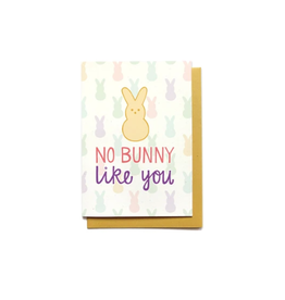 Hennel Paper Co. No Bunny Like You Easter Card