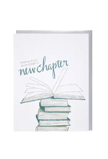 New Chapter Congratulations Card