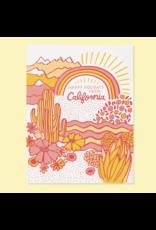 Cali Landscape Card -  Set of 6