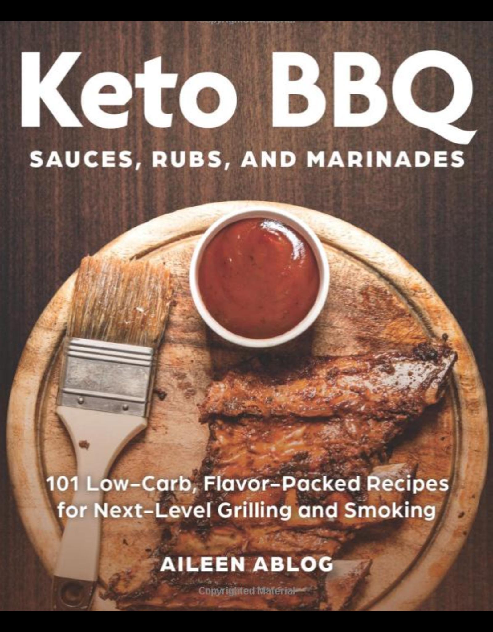 Hachette Keto BBQ - Sauces, Rubs, and Marinades