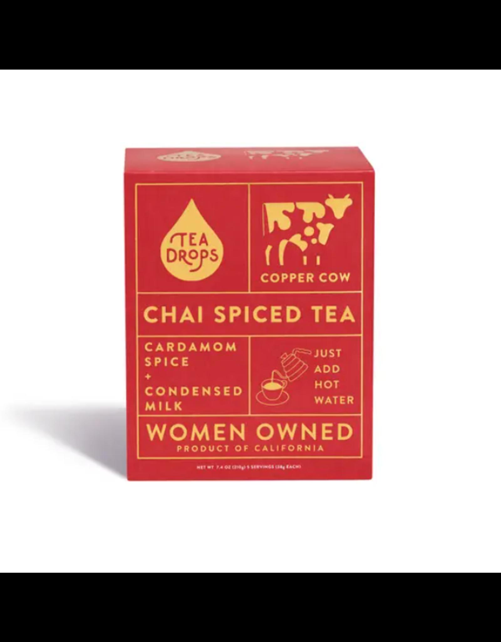 Tea Drops Chai Spice Latte Kit