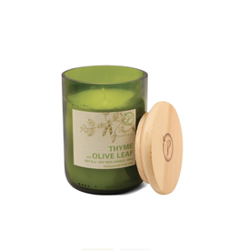 Eco - Thyme & Olive Leaf Candle