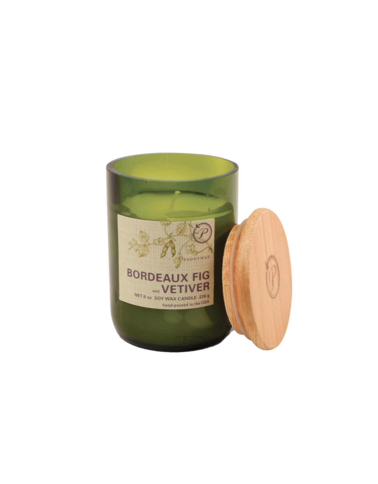 Eco - Bordeaux Fig & Vetiver Candle