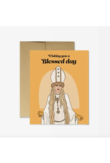 Moira Blessed Card