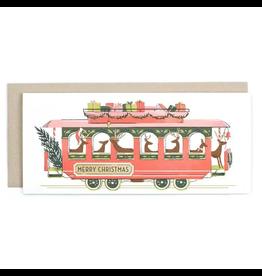 Amy Heitman Christmas Trolley Boxed Set