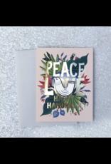 Peace Hanukkah Card