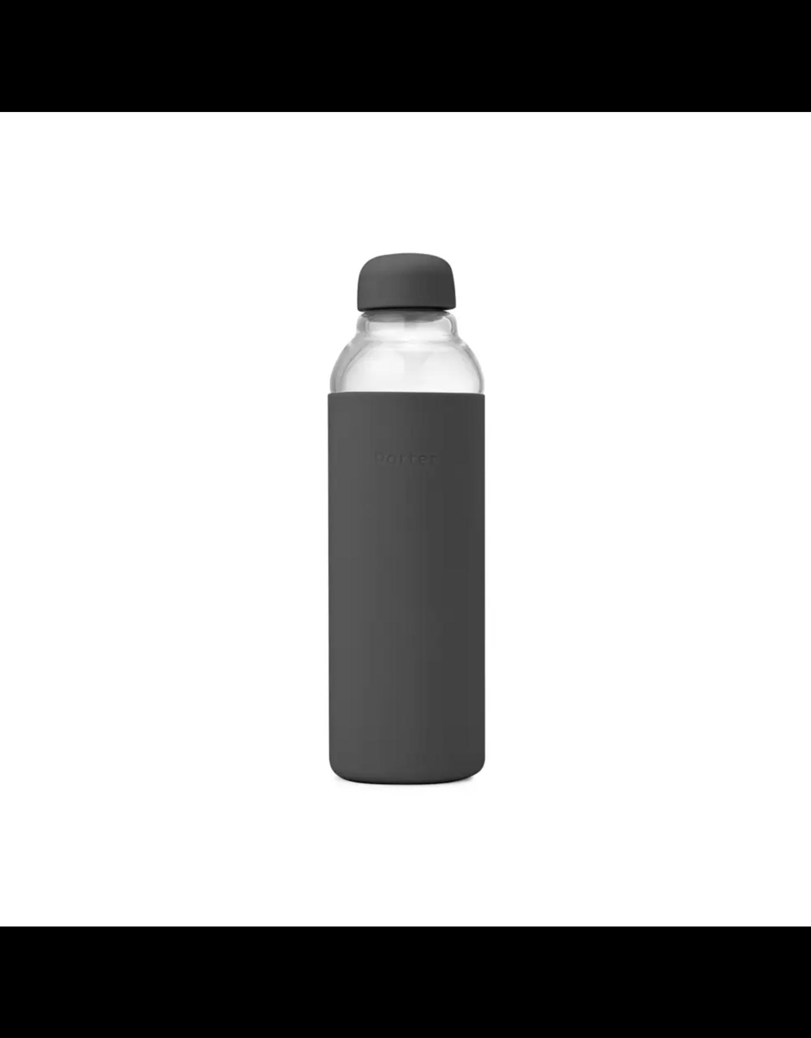 Porter Water Bottle - Charcoal