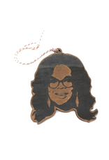 Oprah Winfrey Ornament - Lettercraft