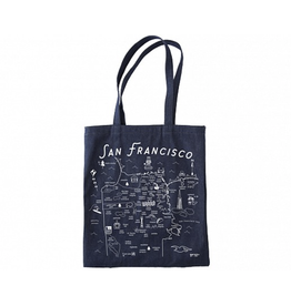 San Francisco Denim Tote