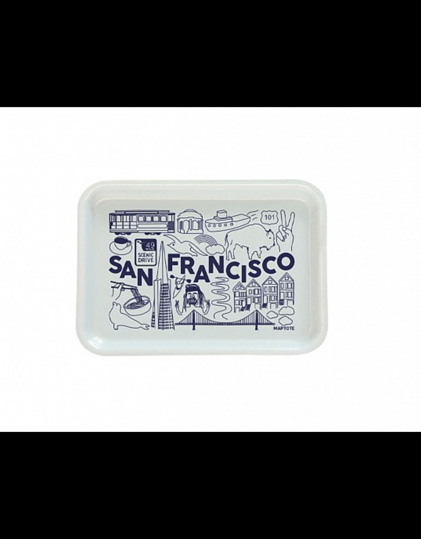 San Francisco Tray - Small