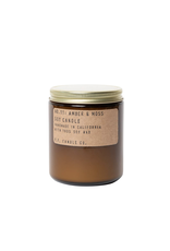 7.2 oz Soy Candle - Amber & Moss