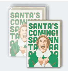 Pike Street Press Santa's Coming - Box Set