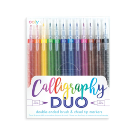 Calligraphy Duo