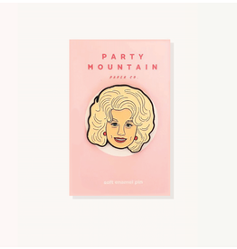 Dolly Parton Enamel Pin