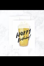 Hoppy Birthday Beer Card