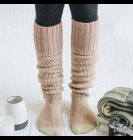 Lounge Socks - Pink