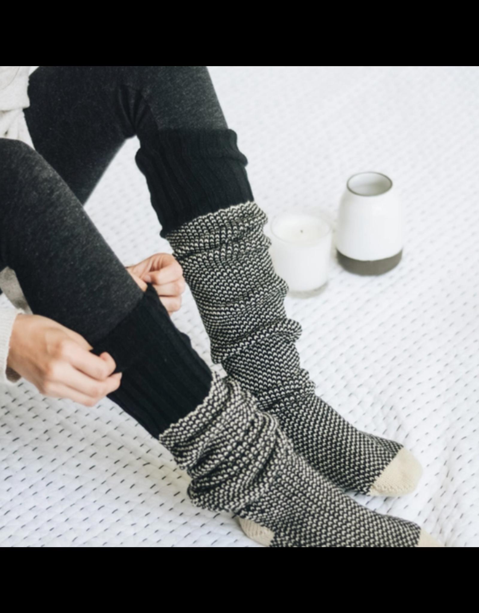 Lounge Socks - Black