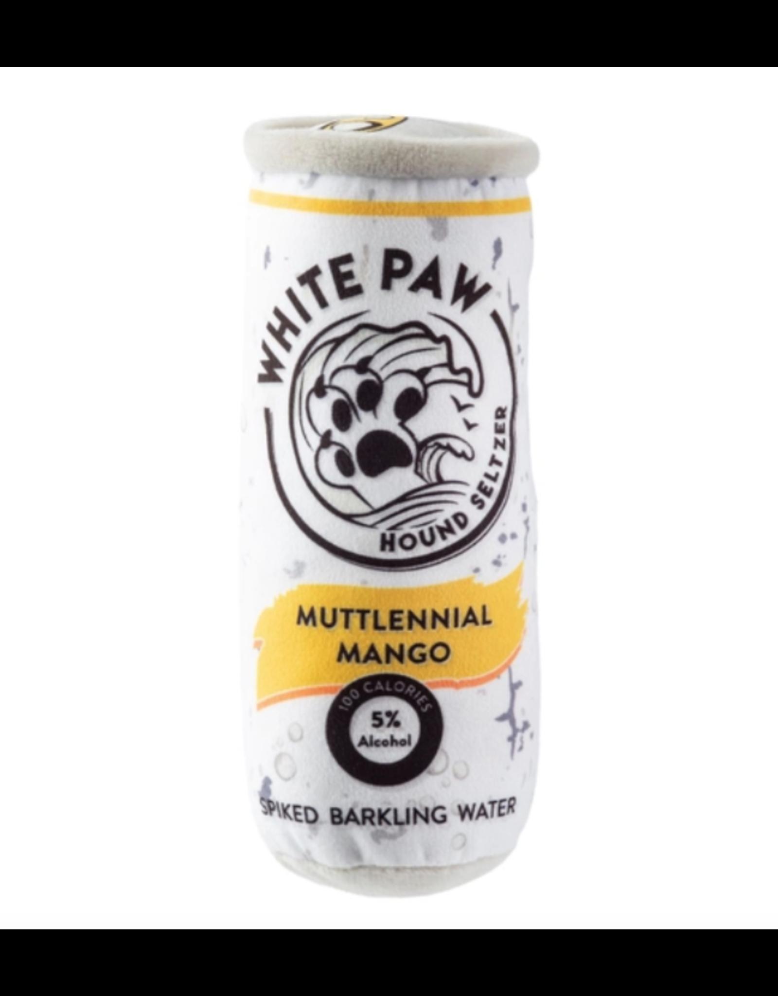 Haute Diggity Dog White Paw - Muttlennial Mango