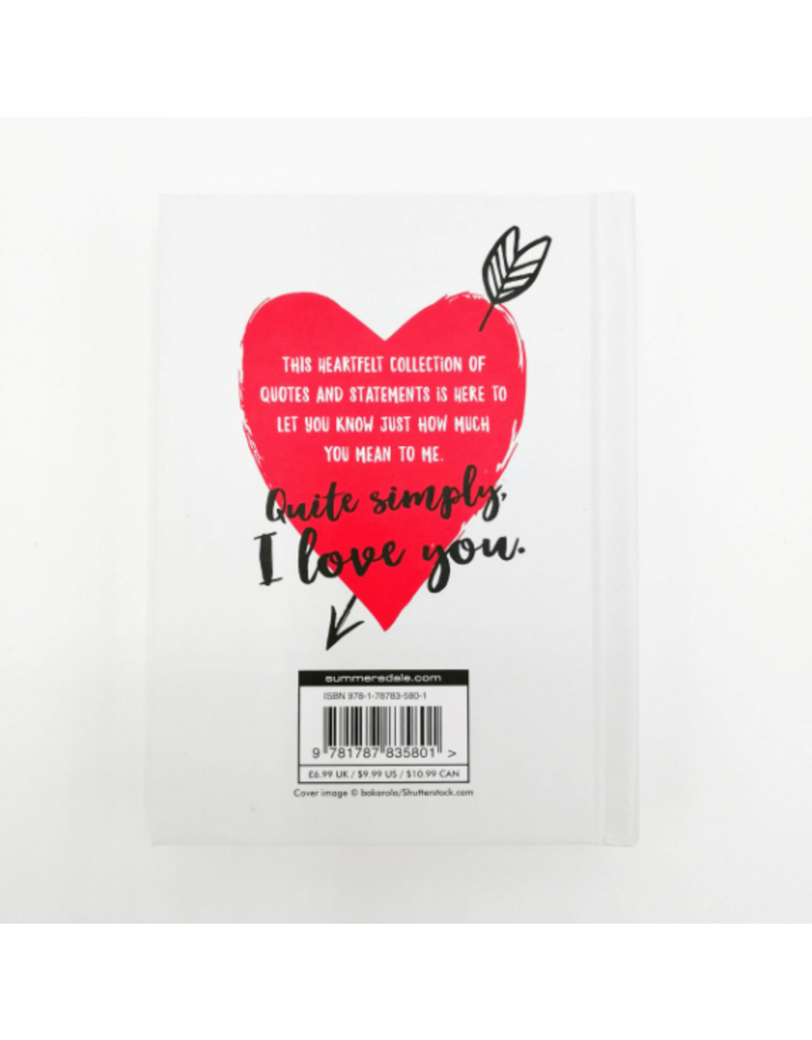 Hachette I Love You Book
