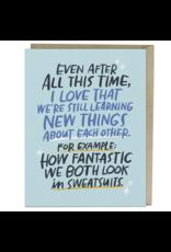 Em & Friends Sweatsuits Card